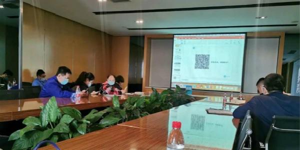 汇知杰(IP March)受邀为浩天药业举办专利专题培训