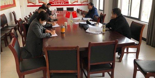 """蒙城县:开展扶持壮大村级集体经济""""百千万""""工程2020年度申报项目调研工作"""