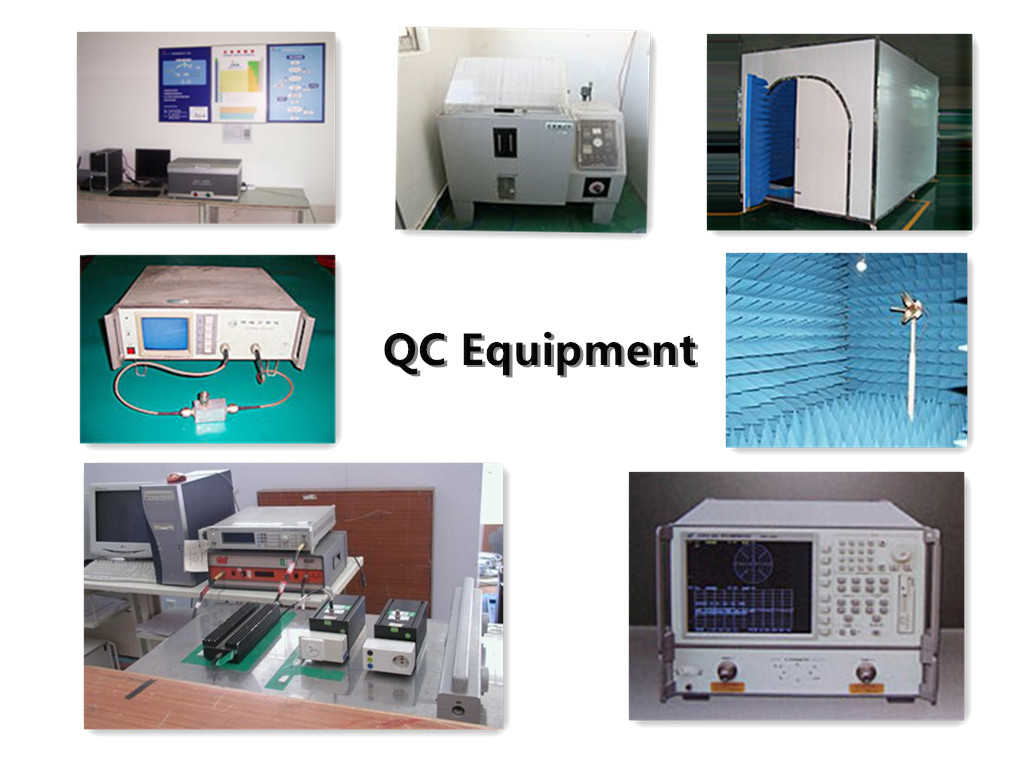 Antenna & Connector QC Equipment