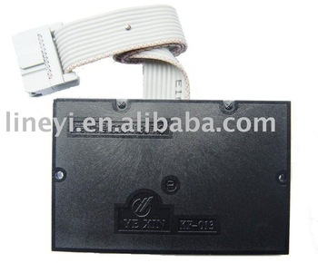Smart card connector, Smart card acceptor