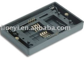 IC card connector, IC Card Holder, Smart Card Connector