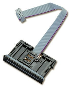 PC card connector