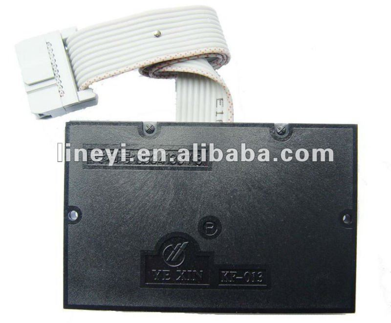 High quality Smart card acceptor with FC cable