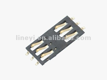 SIM Card Connector (push type)