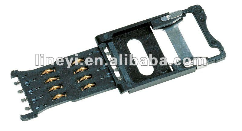 Metal Lock SIM socket
