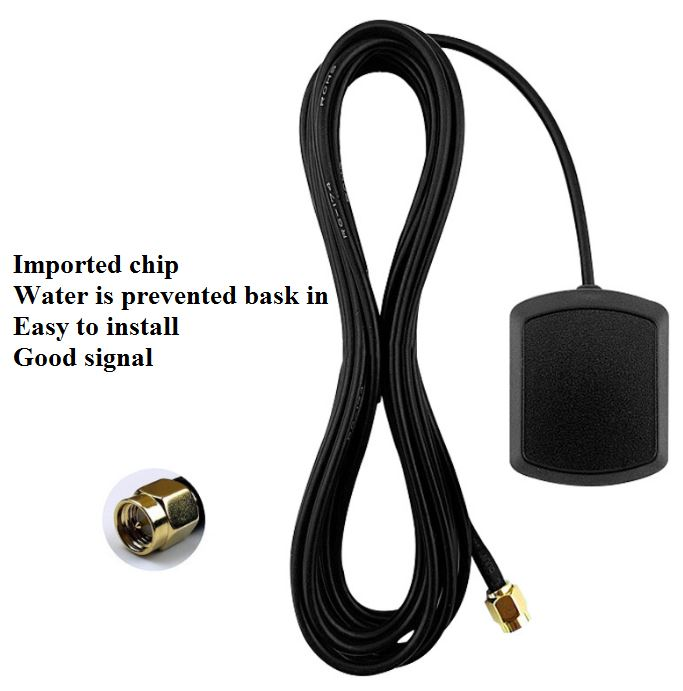​GPS Antenna Active Two Amplifying GPS+BD Vehicle Antenna