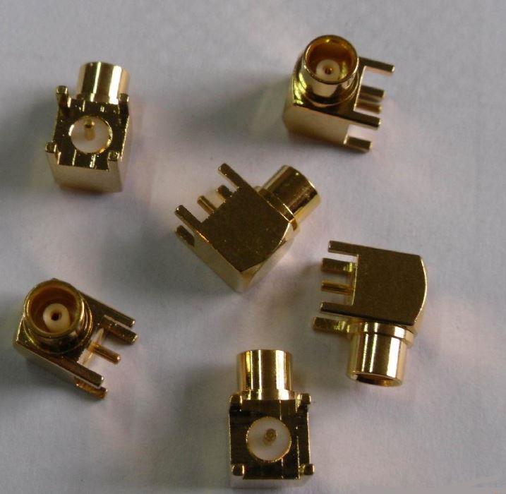 SMA,SMB,MCX,MMCX series RF coaxial connectors