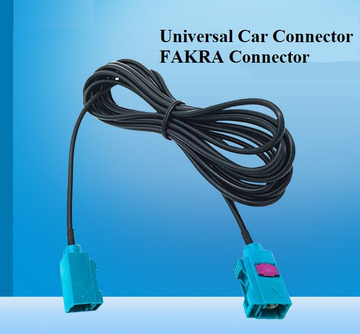 RF Connector Universal Car Connector