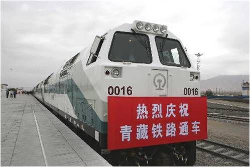 青藏铁路西格线