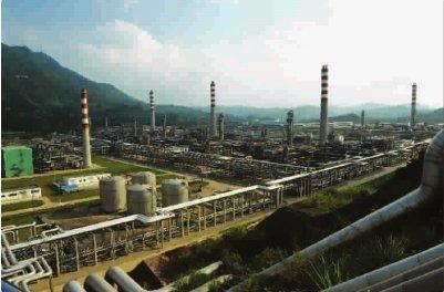 中石化四川省达州市普光油气田
