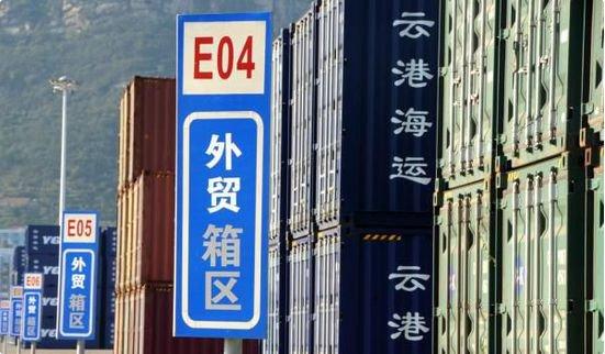 连云港港口码头周界报警2