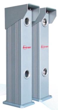 立柱式激光对射探测器