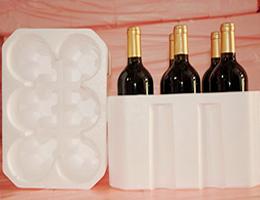 西安红酒泡沫包装盒