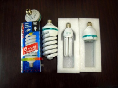 照明灯具泡沫包装