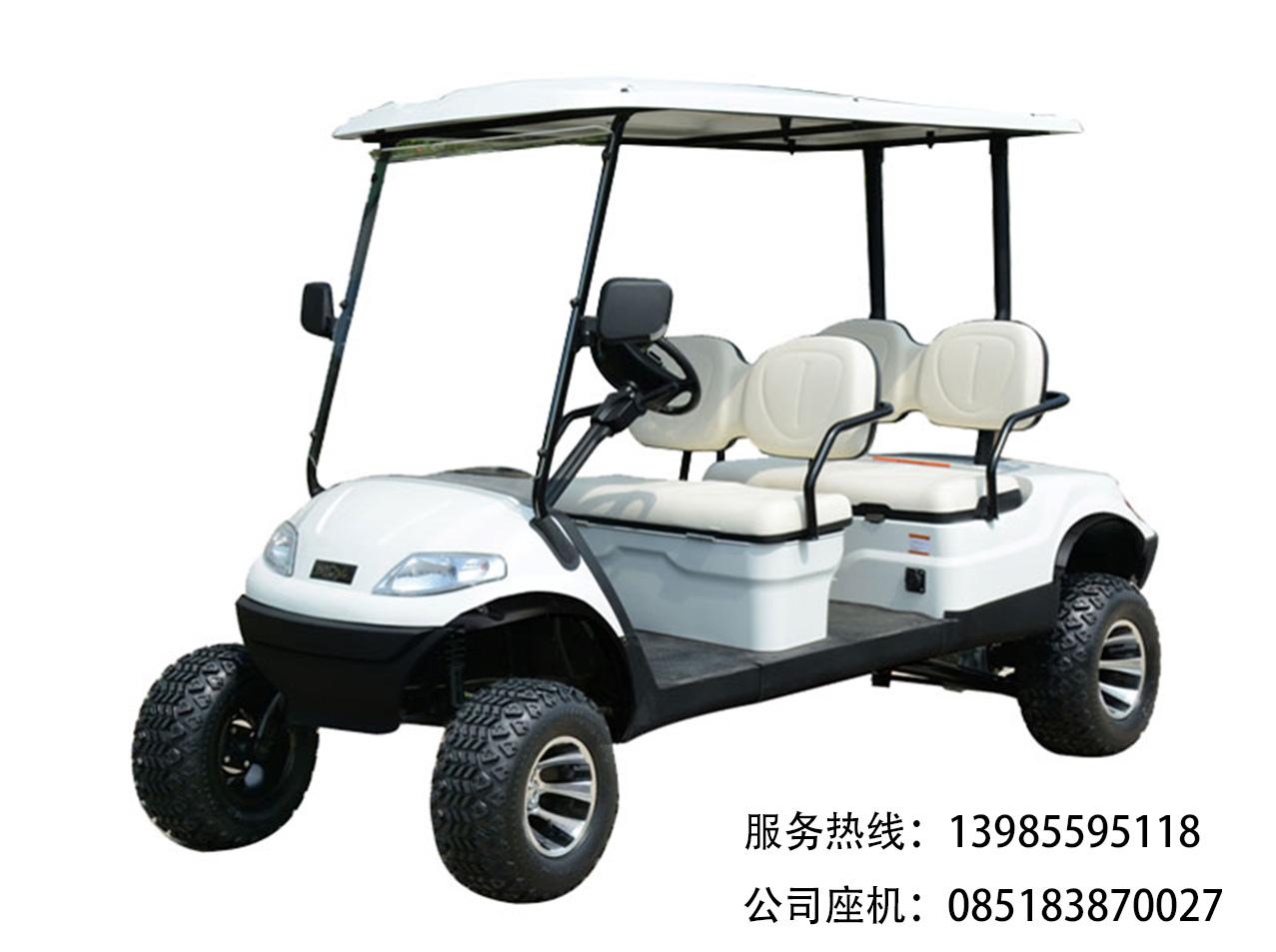 4座加高高尔夫观光车 ZH-A627.4G