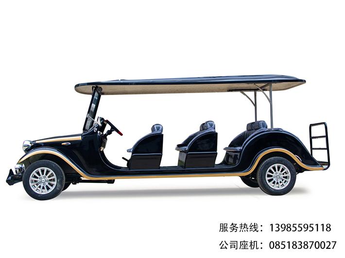 8座电动老爷车 ZH-8FC