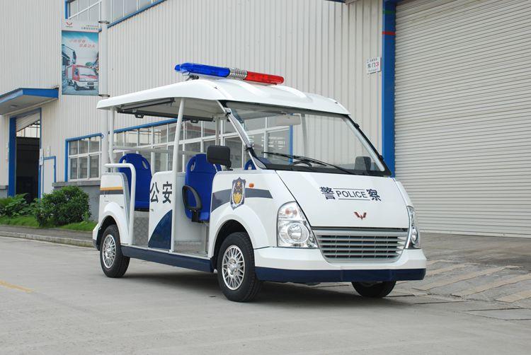 4-8座威威警务巡逻车 WLQ5080