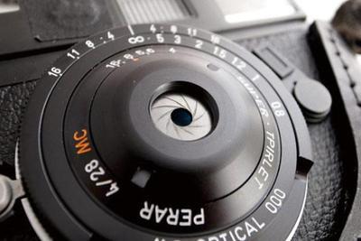相机光圈丝印