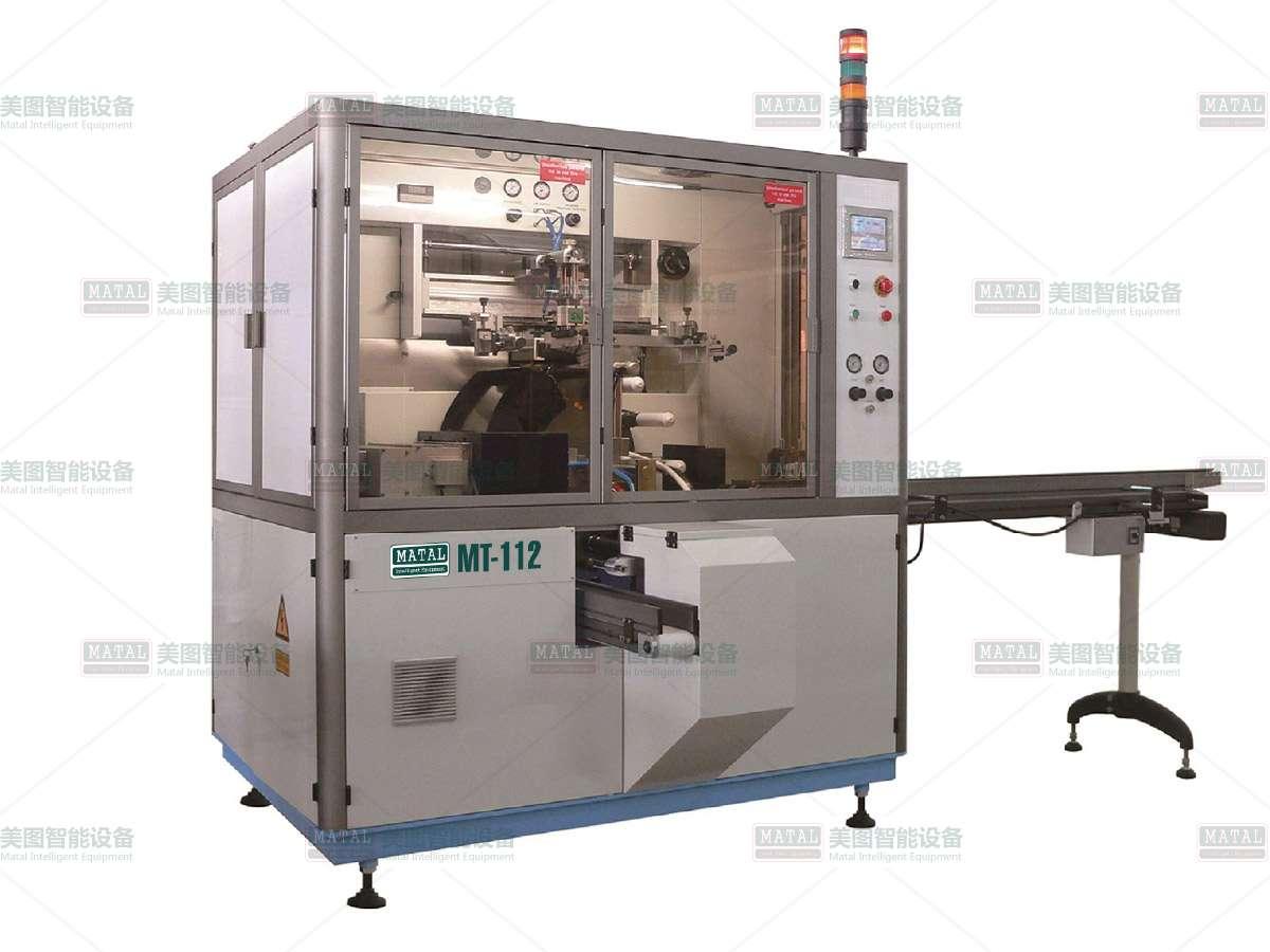 软管全自动丝印机