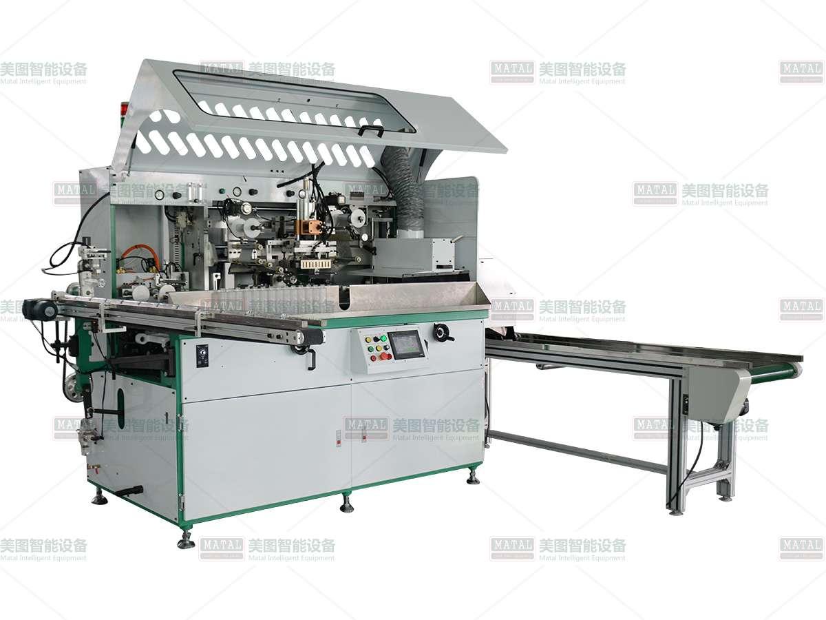 全自动丝印机烫金机