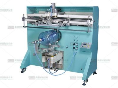 半自动曲面丝印机