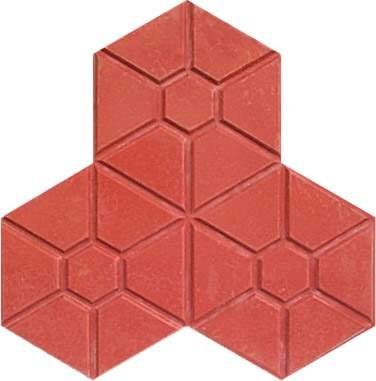 亮面三角砖