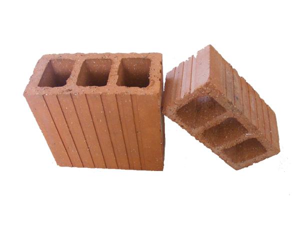 页岩砖(3孔)