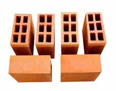 页岩砖(6孔)