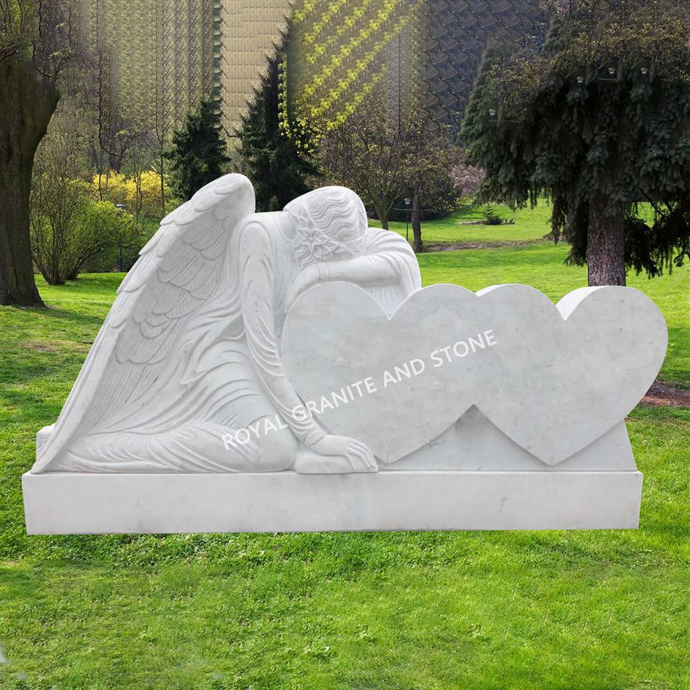 WHITE ANGEL  MARBLE