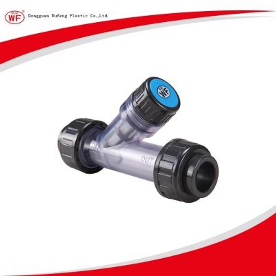UPVC Y型過濾器