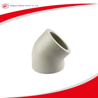 PPH45°彎頭(DIN)