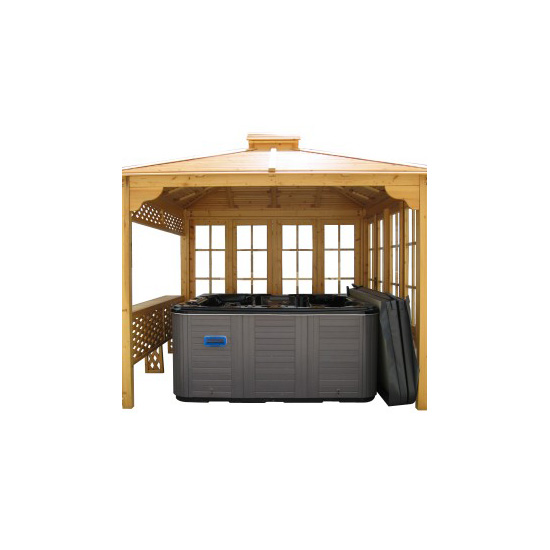 Model:SR10D006,Outside Gazebo