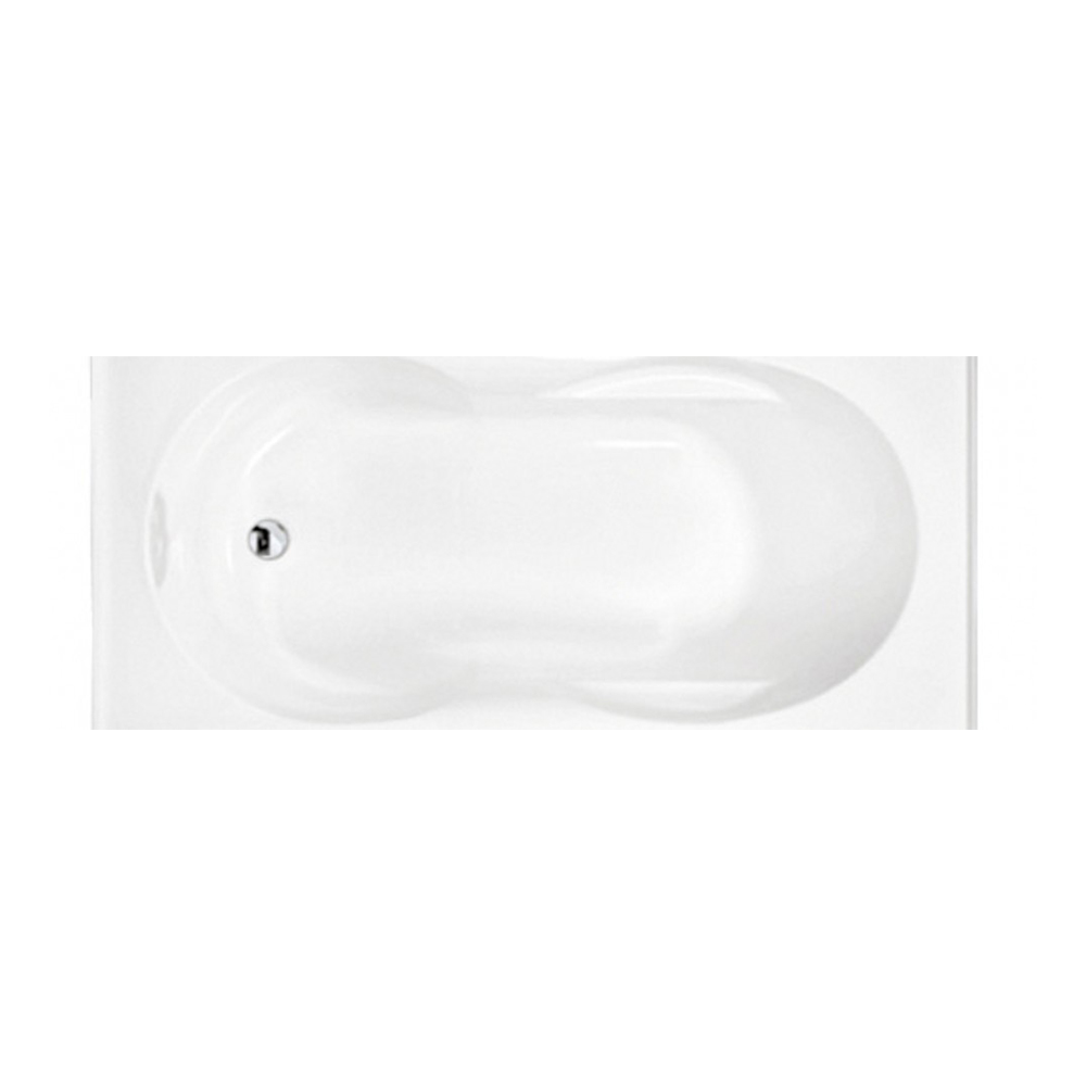 Model:SR5H012,Embedded Leisure Bathtub