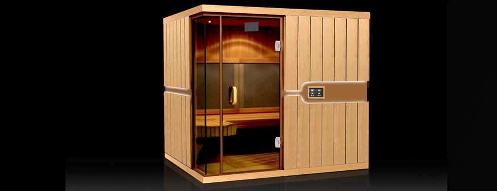 SR1J001 Far Infrared Sauna