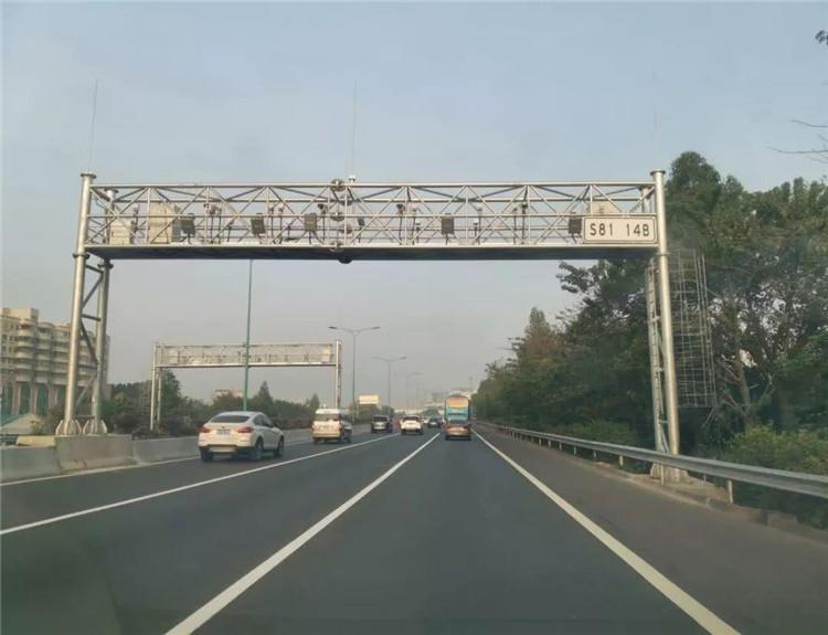 高速公路门架厂家