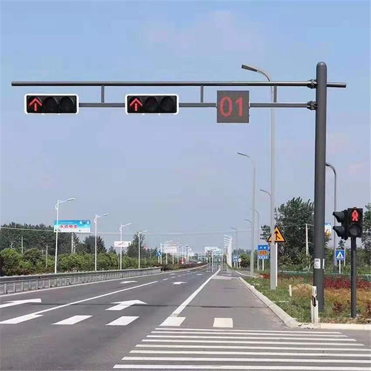 供应交通信号杆