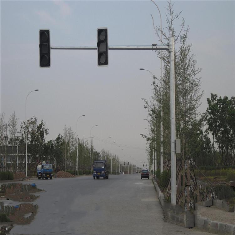 生产交通信号杆