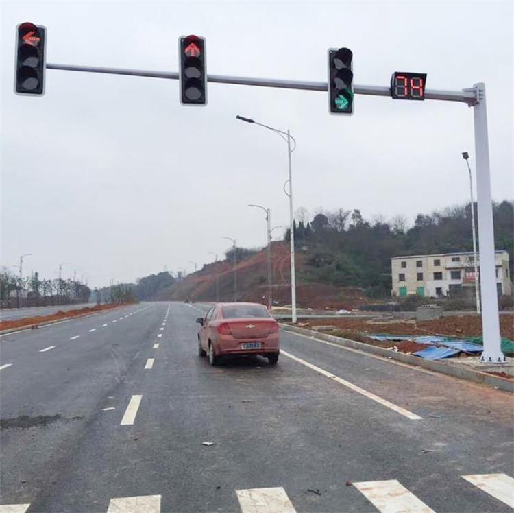 交通信号杆厂商
