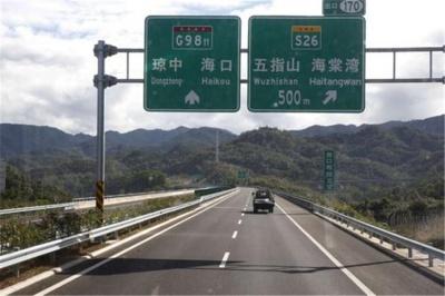 高速公路标识牌厂商