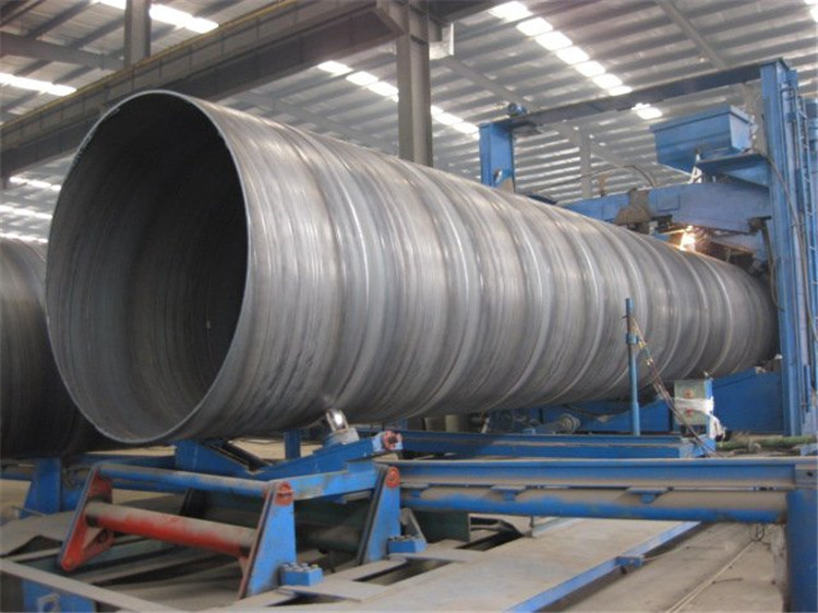 非标螺旋钢管