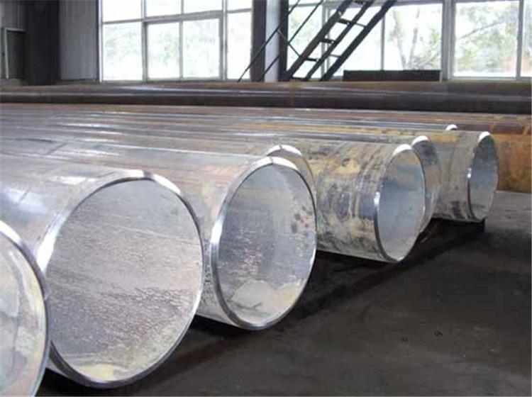 直缝钢管生产