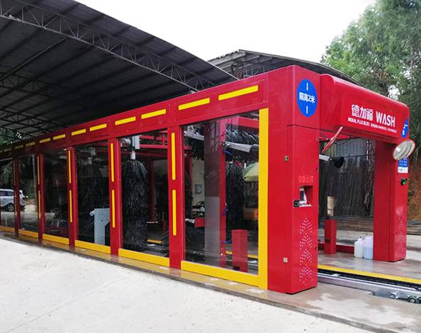 廣東省云浮市羅定市紅光加油站