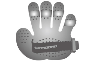Fully Hair Re-growth Massage Glove