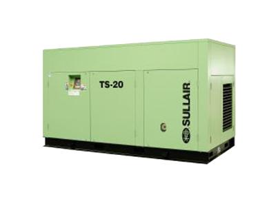 TS20系列双段式螺杆空压机