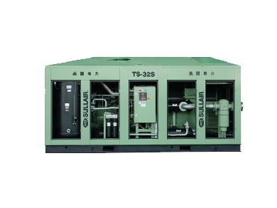 TS32S系列双段式螺杆空压机