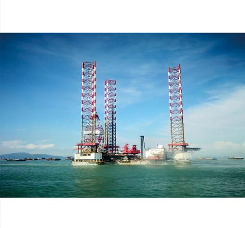 中海油服931钻井平台