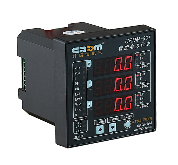 CRDM-831智能电力仪表
