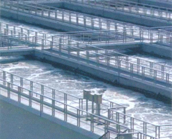 常州东南工业废水处理厂