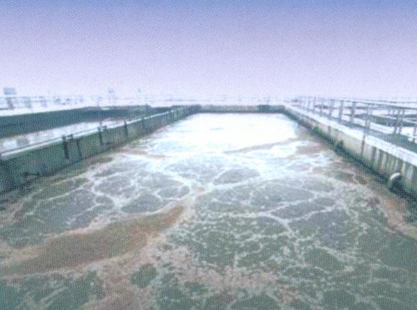 浙江安吉第二污水处理厂