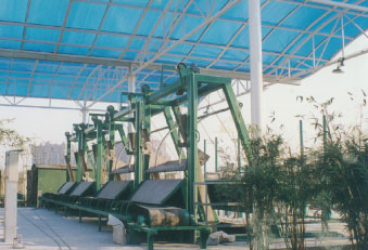LZ型三索钢丝绳式格栅除污机
